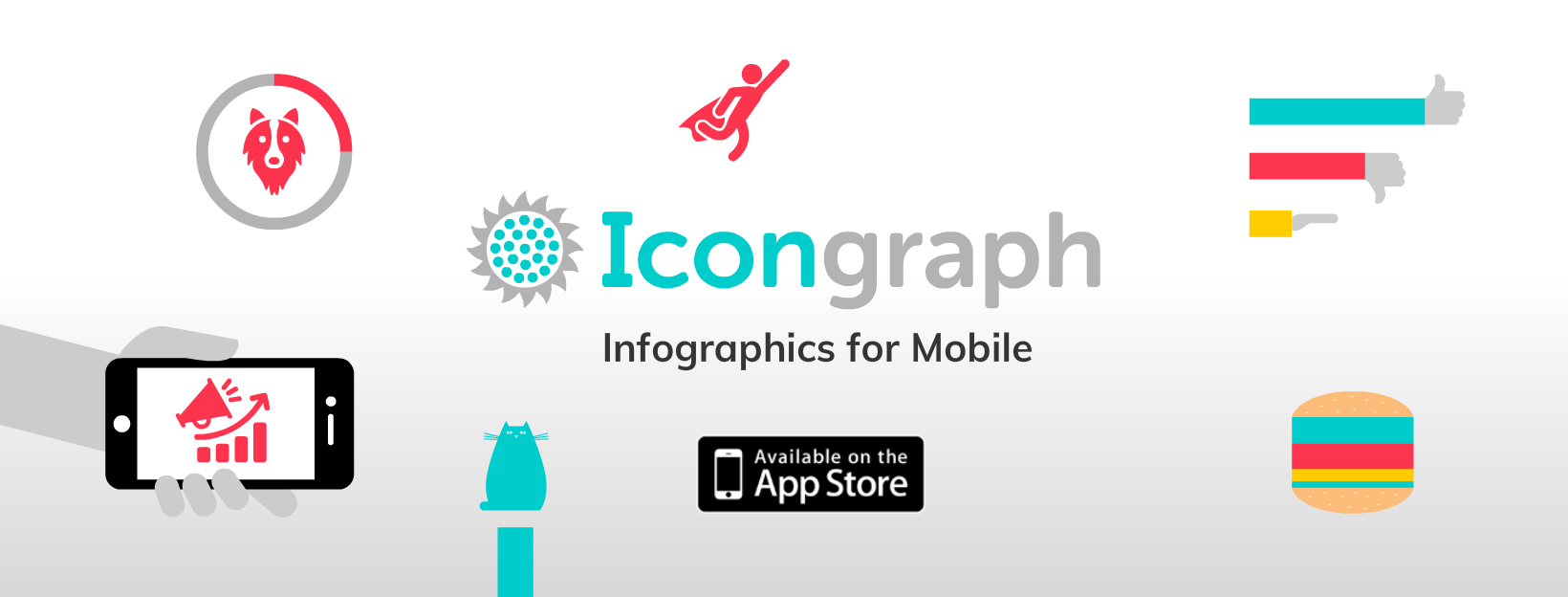 Icongraph web header