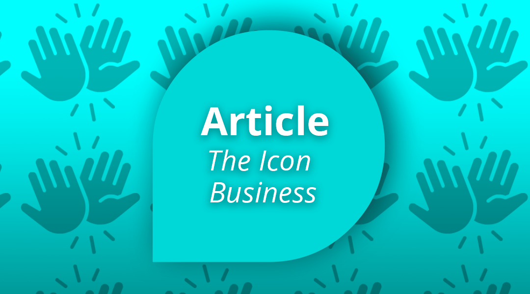 header article icon business