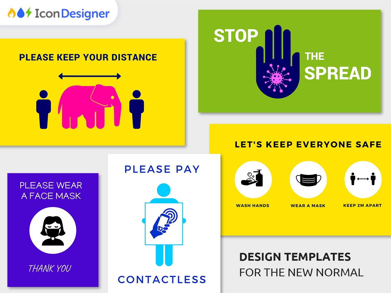 pandemic-ppe-safety-graphics-icons-for-signs