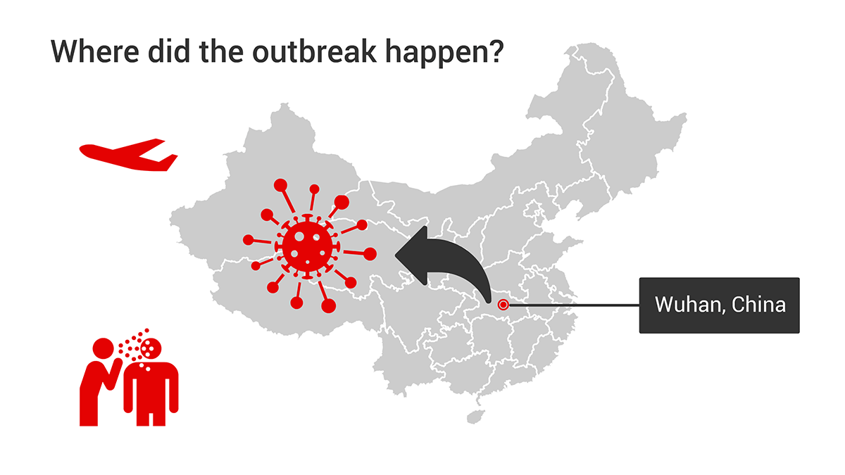 china wuhan virus outbreak infographic map